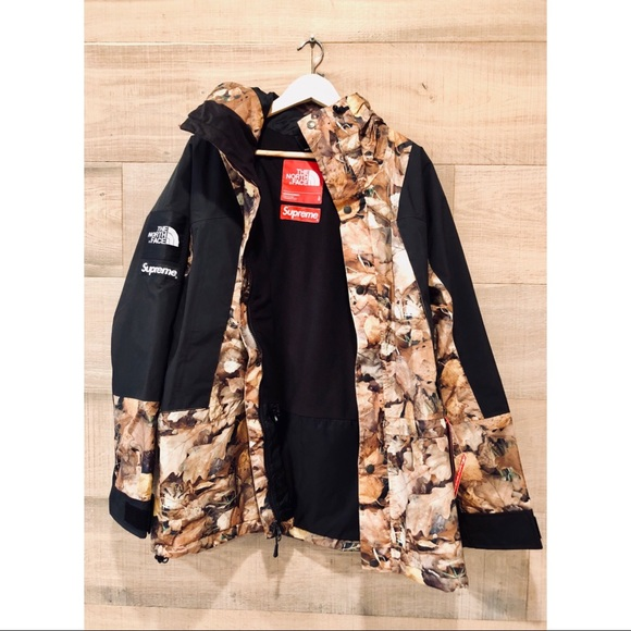 8ef9a7f9d88b Supreme x The North Face Mountain Light Jacket